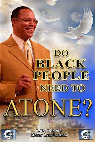 Do Black People Need To Atone?