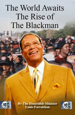 The World Awaits The Rise of The Blackman (CD Package)