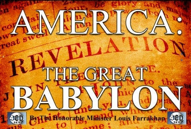 America: The Great Babylon (CDPACK)