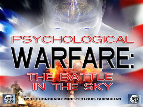 PSYCHOLOGICAL WARFARE: THE BATTLE IN THE SKY