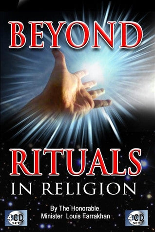 Beyond Rituals In Religion (CDPACK)