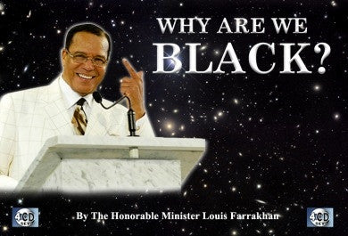 Why Are We Black? (CDPACK)