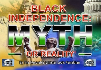 Black Independence: Myth or Reality (CD)