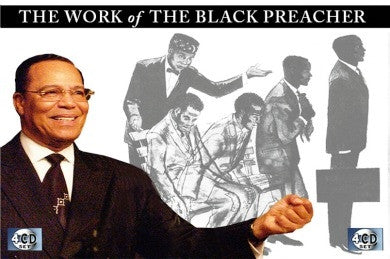 The Work of The Black Preacher (CD Package)