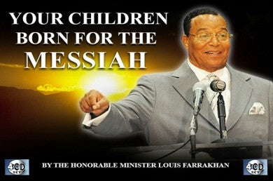 Your Children: Born For The Messiah (CD Package)