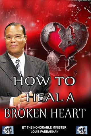 How To Heal A Broken Heart