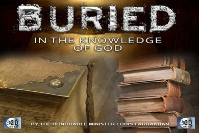 Buried in The Knowledge of God (CD Package)