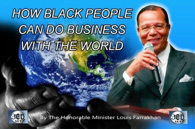 How Black People Can do Business with The World (CDPACK)