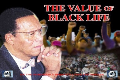 The Value of Black Life (CD)