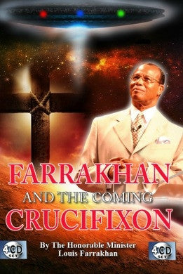 Farrakhan and The Coming Crucifixion (CD)