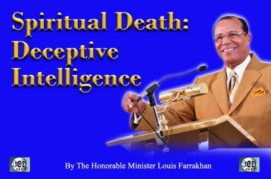 Spiritual Death: Deceptive Intelligence (CD)