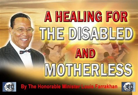 A Healing For The Disabled And Motherless (CDPACK)