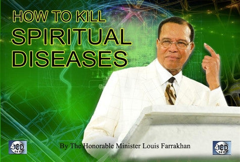 How To Kill Spiritual Diseases (CD)