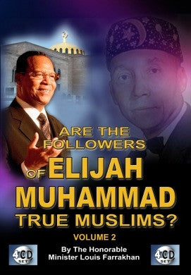 Are The Followers of Elijah Muhammad True Muslims (CD Package)