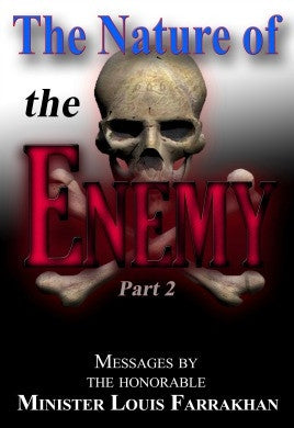 The Nature of the Enemy Vol. 2 (CD Package)
