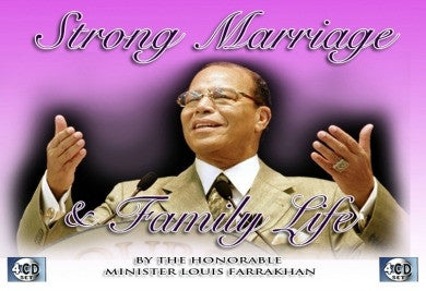 Strong Marriage & Family Life