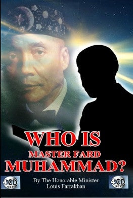 Who is Master Fard Muhammad? (CD)