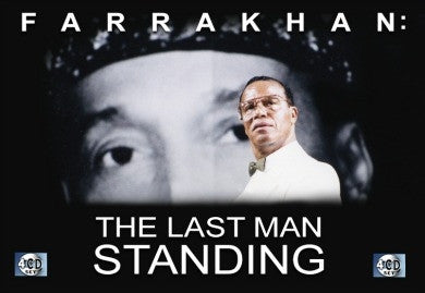 Farrakhan: The Last Man Standing (CD)