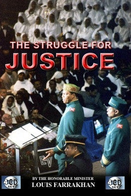 The Struggle For Justice (CDPACK)