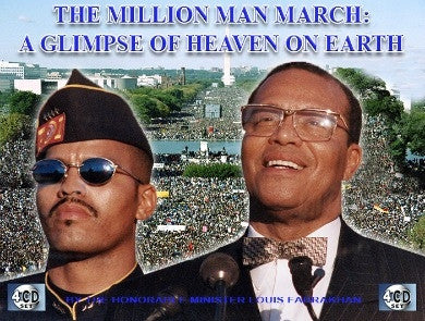 The Million Man March: A Glimpse of Heaven on Earth (CD Package)