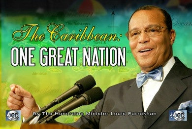 The Caribean: One Great Nation (CDPACK)