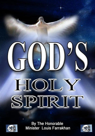 God's Holy Spirit (CD)