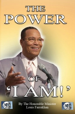 The Power of 'I Am' (CD)