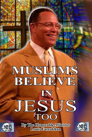 Did You Know Muslims Believe in Jesus Too? (CDPACK)