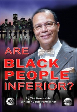 Are Black People Inferior? (CDPACK)