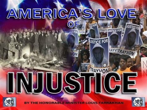America's Love Of Injustice
