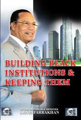 Building Black Institutions & Keeping Them (CDPACK)