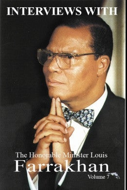 Interviews With The Honorable Minister Louis Farrakhan Vol. 7 (CD)