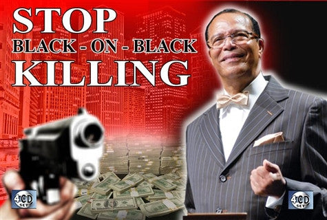 Stop Black On Black Killing