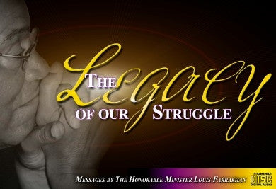 The Legacy of Our Struggle (CD Package)