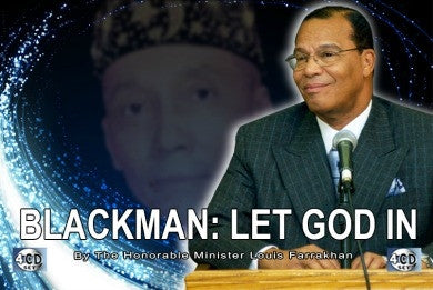 Blackman: Let God In (CD Package)