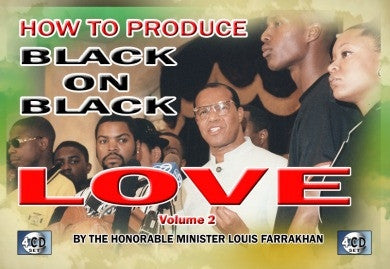 How to Produce Black On Black Love Vol. 2