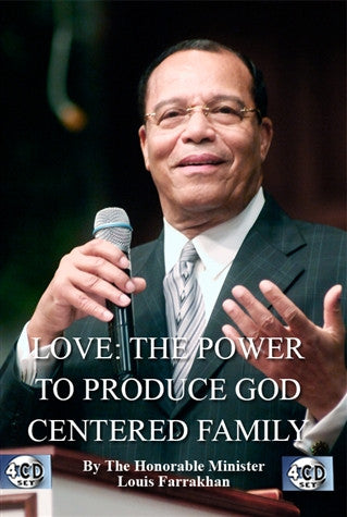 Love: The Power To Produce God Centered Family
