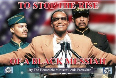 To Stop The Rise of A Black Messiah (CDPACK)