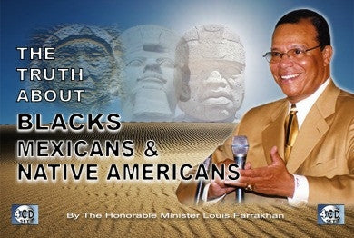 The Truth About Blacks, Mexicans & Native Americans (CDPACK)