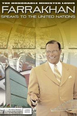 Farrakhan Speaks to The United Nations (CDPACK)