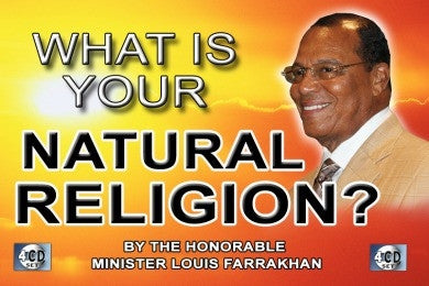 What is Your Natural Religion? (CD)