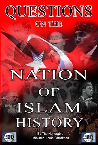 Questions On The Nation Of Islam History