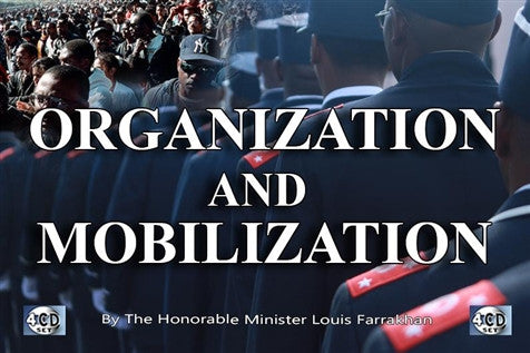 Organization And Mobilization (CD)