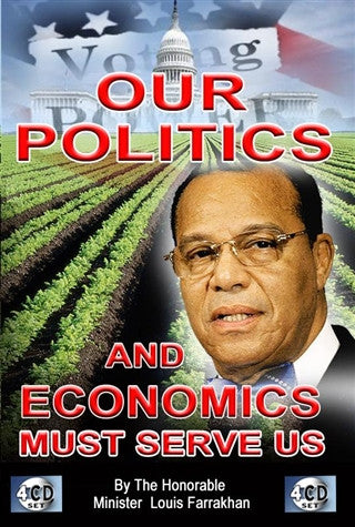 Our Politics And Economics Must Serve Us (CDPACK)