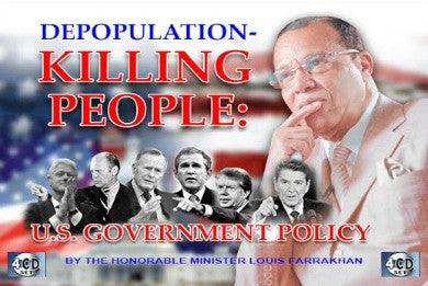 De-Population - Killing People: U.S. Government Policy (CDPACK)