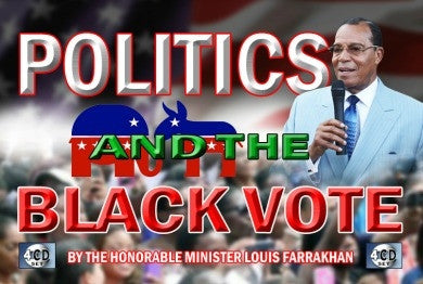 Politics and The Black Vote (CD Package)
