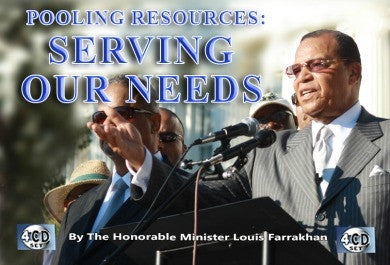 Pooling Resources: Serving Our Needs (CDPACK)