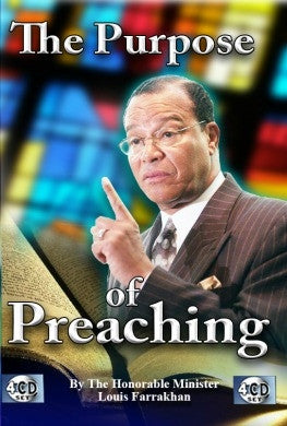 The Purpose of Preaching (CD Package)