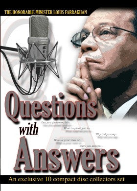 Questions with Answers Vol.1 (CD)