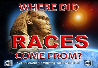Where Did Races Come From? (CDPACK)